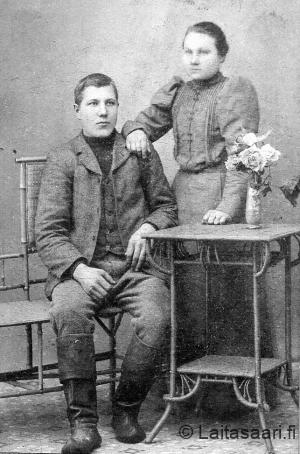 Anna ja Aappo Rahko