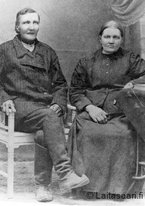 Jaakko ja Liisa Rahko
