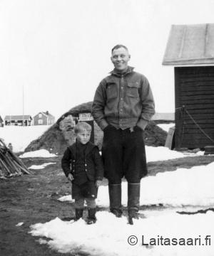 Janne Rahko ja Seppo Saarela?