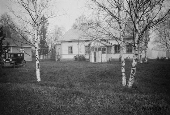 Yliväärä 1933