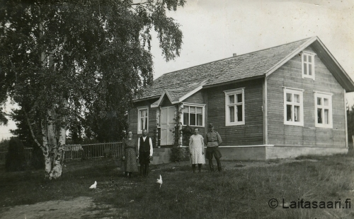 Rauhalan talo