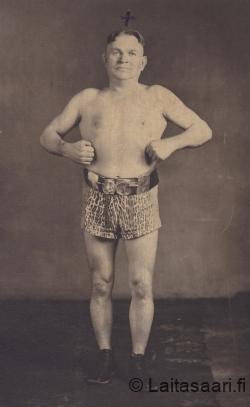 Emil Koistila - Tiger Finn