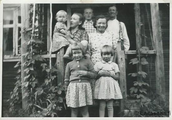 Mattiloita ja Lehikoisia (1953)