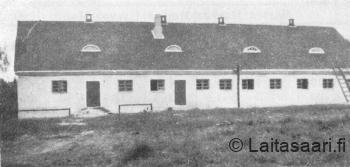 Ketolan karjakartano 1933