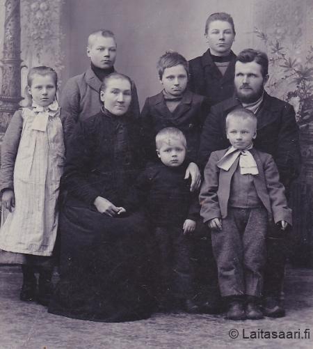 Parviaisen perhe (1905)