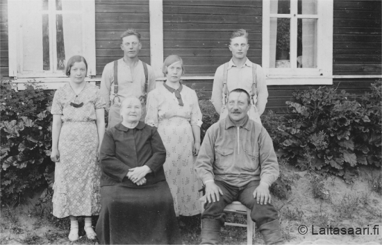 Kosusen perhe Inkalassa