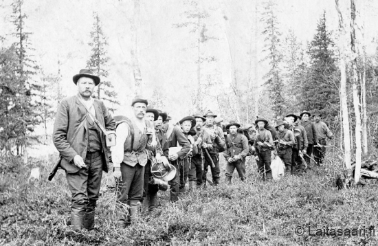 Retkikunta v. 1910