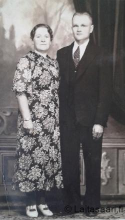 Helmi ja Kaarlo Aho