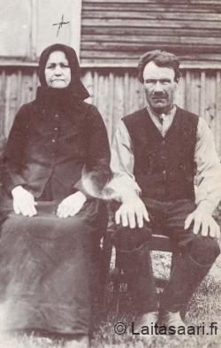 Lusikkakosket Pesolassa 1920-luvulla