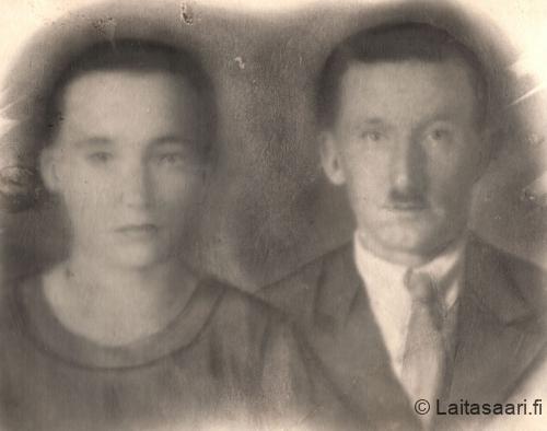Jalo ja Reetta Salow