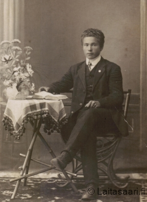 G. A. Ala-Kojola nuorena poikana