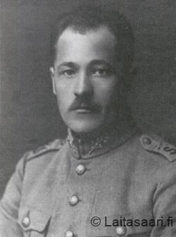 G. A. Ala-Kojola - sotilaskuva