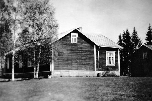 Huovilan vanha koulu