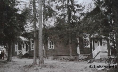 Sanginjoen vanha kansakoulu