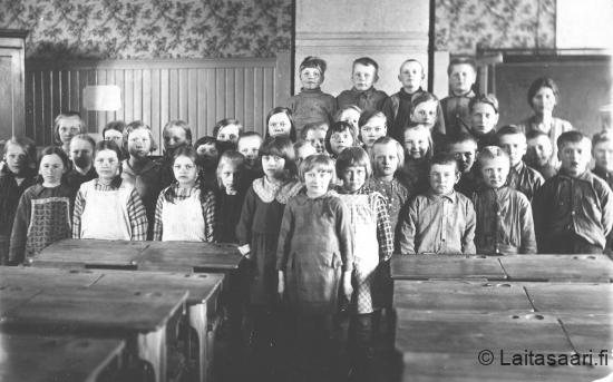 Laitasaaren koulu