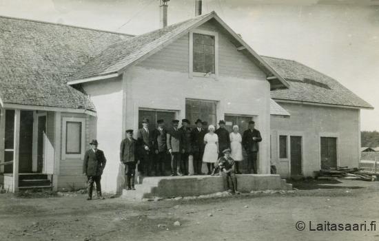 Laitasaaren Osuusmeijeri