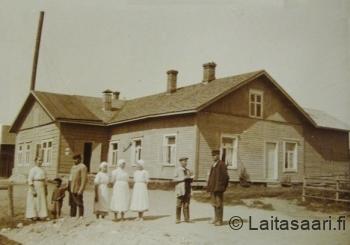 Saarelan osuusmeijeri (1920)