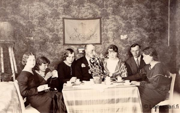 Laitasaaren Osuusmeijerillä (1933)