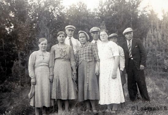 Sanginjokisia 1938