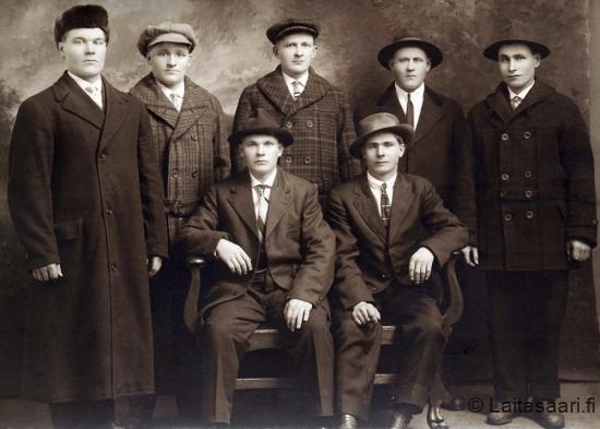 Laitasaaren miehiän Michiganissa