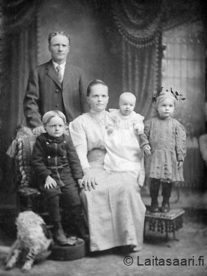 Arola - Holappa family