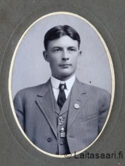 Abraham Holappa (s. 1890)