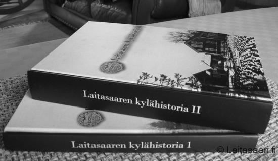 Kylähistoriakirjat 1 ja 2