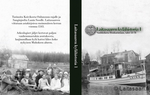 Laitasaaren kylähistoria 1 (2017)