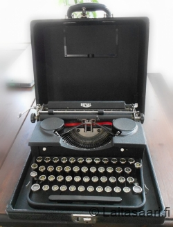 G.A. Ala-Kojolan kirjoituskone