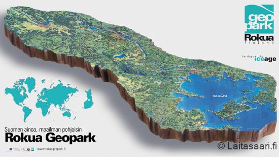 Rokua Geopark
