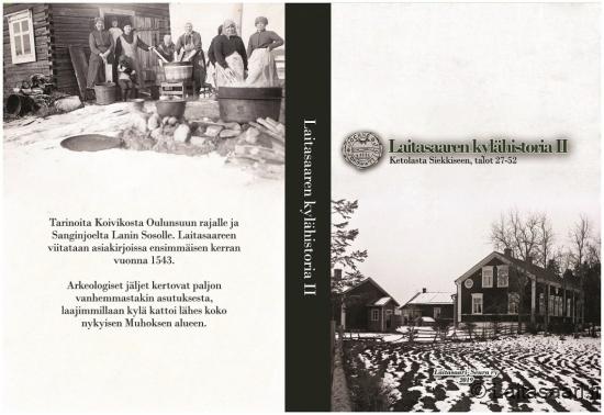 Laitasaaren kylähistoria 2 (2019)