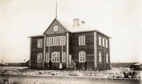 Muhoksen kunnantoimisto (1930-luku)