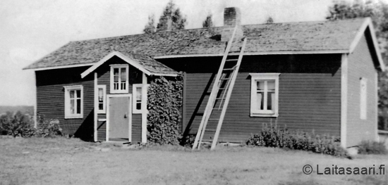Keränen - vanha päärakennus