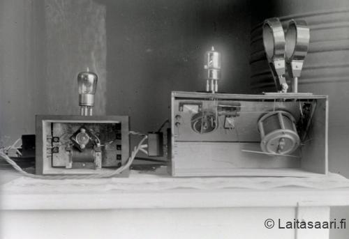 Jaakko Strömmerin tekemä radio