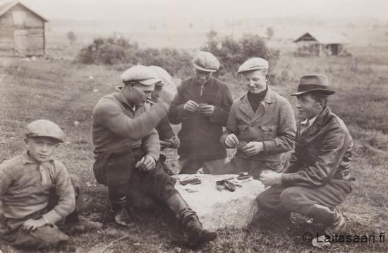 Kortinpelaajat