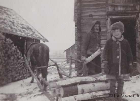 Suutari Hämälä, Marjatta ja Jallu