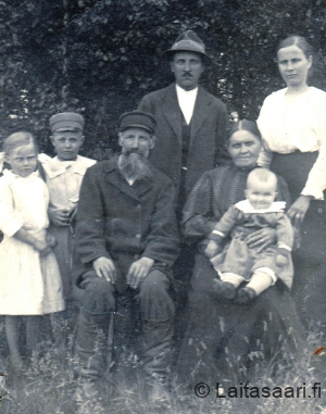 Onteron väkeä 1919