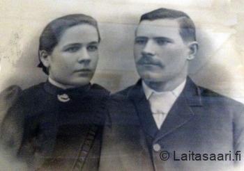 Kestikievarin isäntäpari