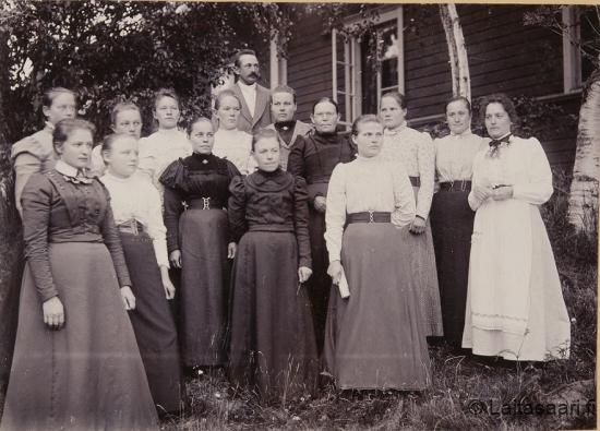 Muhoksen lauluseura (1920)